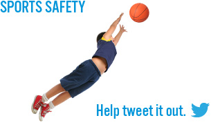Tweet About Sports Safety