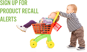 Sign Up for Recalls