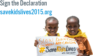 global road safety declaration