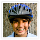 Keep your preteen safe while riding a bike