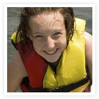 Learn more about boating safety for teenagers