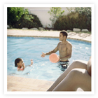 Learn how to keep your little kid safe while swimming