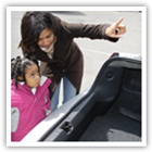 Tips for keeping your child safe from trunk entrapment