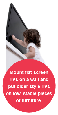 tv and furniture tip overs safe kids worldwide