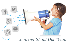Join Our Shout Out Team Image