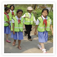 Learn more about the Safe Kids Worldwide International Walk to School Day