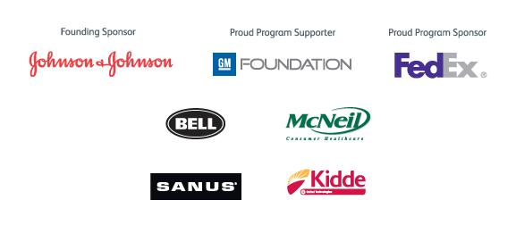 Safe Kids Sponsors