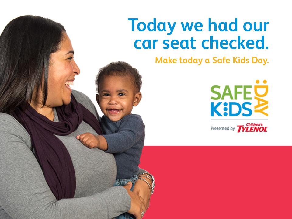 Safe Kids Coalition Car Seat