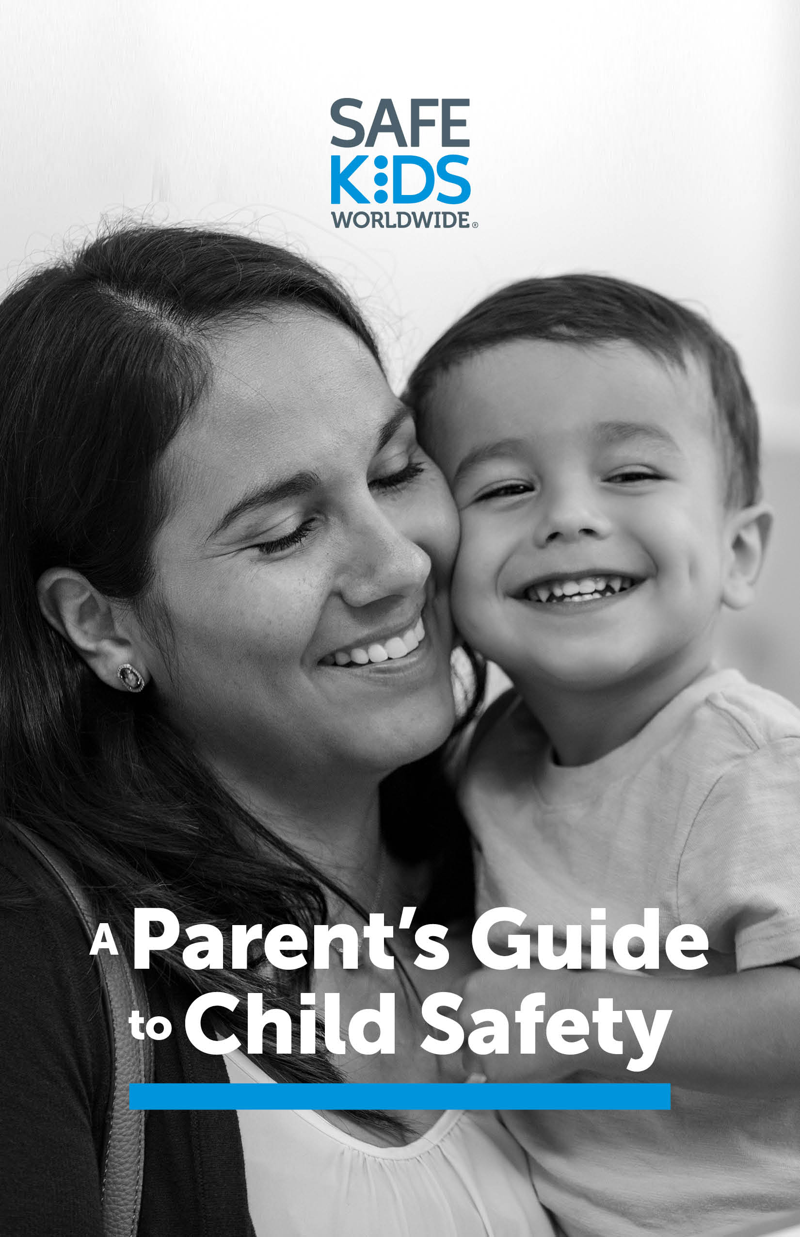 Parent's Guide to Child Safety Cover