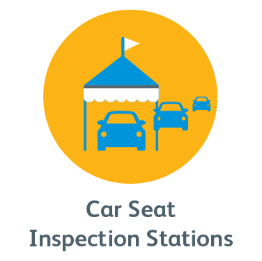 Car Seat Inspection Stations