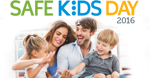 Safe Kids Day 2016