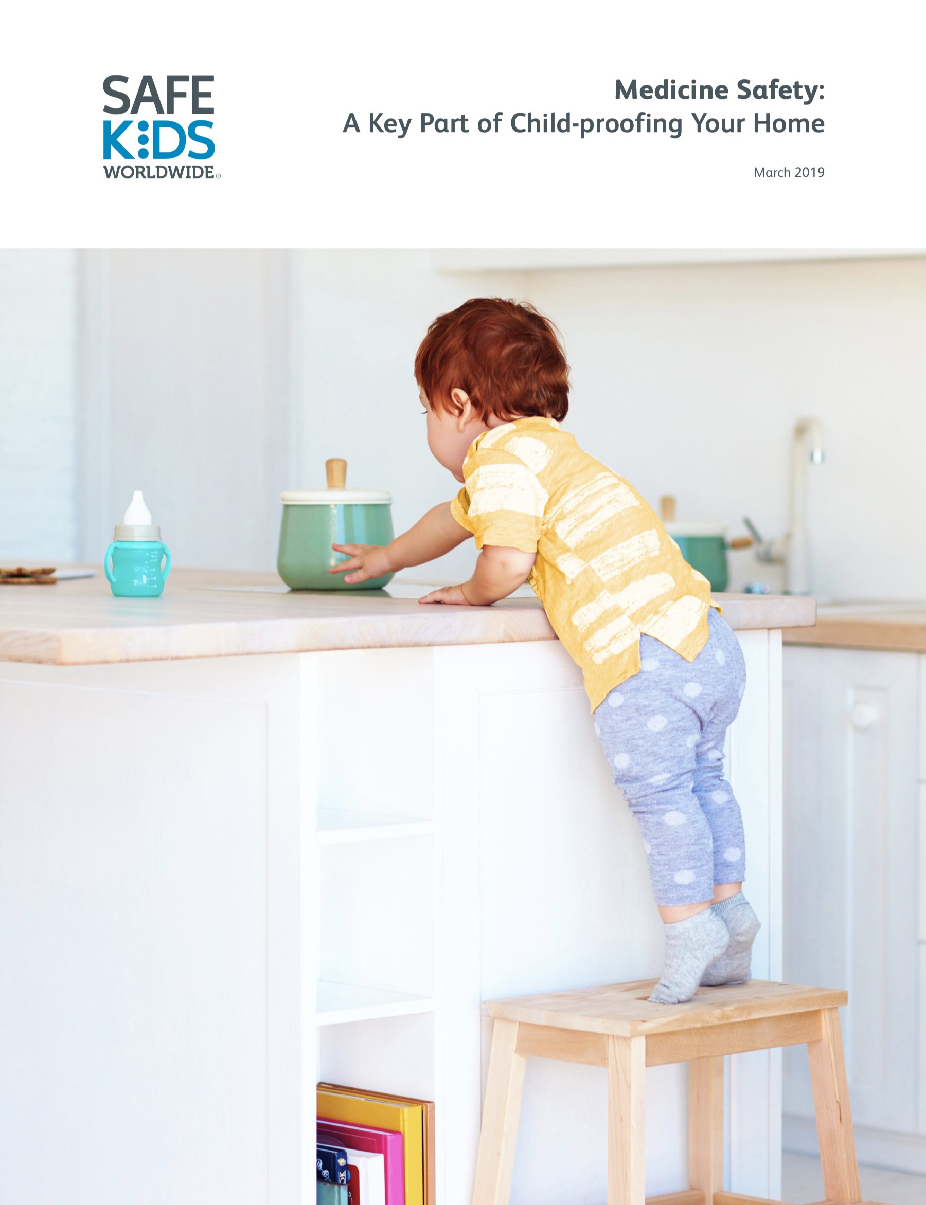 Child Proofing Your Home To Keep Your Child Safe Around Medicine Safe Kids Worldwide