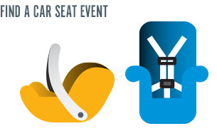 Find a car seat event