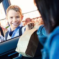 Back to School Carpool