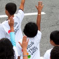International Walk to School Day Blog