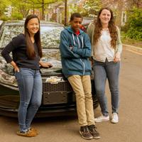 Teens in Cars Report