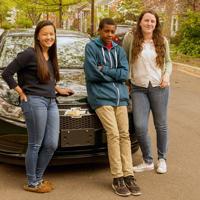 Teens in Cars Report