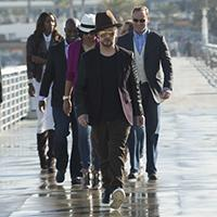 Boy George supports Safe Kids in The New Celebrity Apprentice