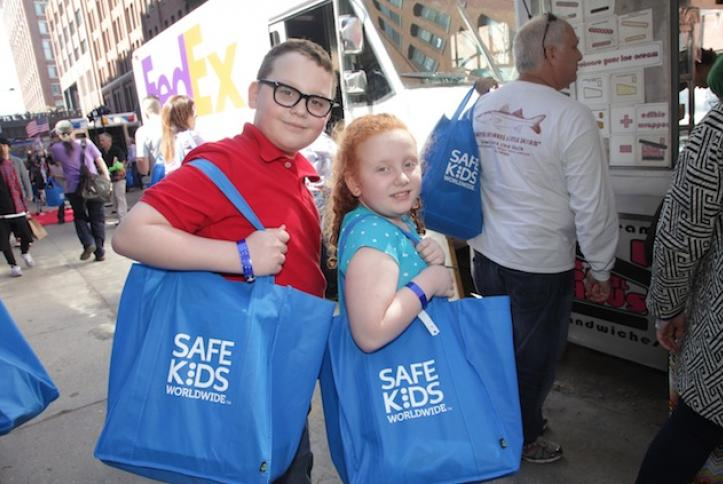 Safe Kids Day New York