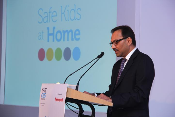 Sanjiv Mehta, Director of Safe Kids Foundation India