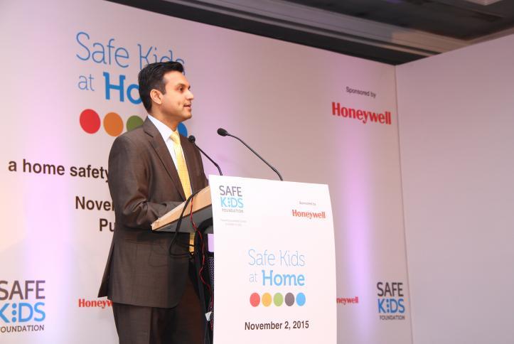 Anant Maheshwari, President, Honeywell India