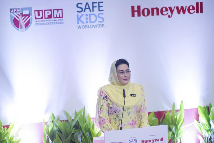 Launch of Safe Kids Malaysia UPM
