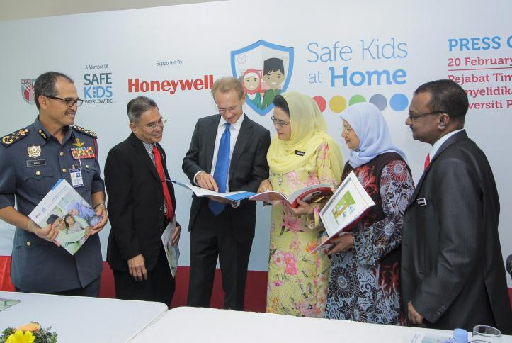 Launch of Safe Kids Malaysia UPM
