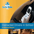 Distracted Drivers in School Zones - A National Report (2009)