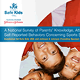 A national survey looks at how and what parents believe about children's sports-related injuries, and where the knowledge gap is.