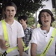 "Video ONE DIRECTION Parody ""Hit by a Car"""