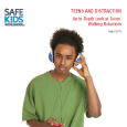 Research Report: Teens and Distraction (August 2013)
