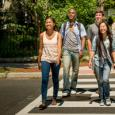New Research Finds 40 Percent of Teens Say They Have Been Hit or Nearly Hit While Walking