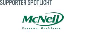 McNeil Sponsor