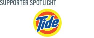 Sponsor Spotlight: Tide