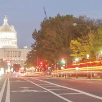 DC pedestrian blog